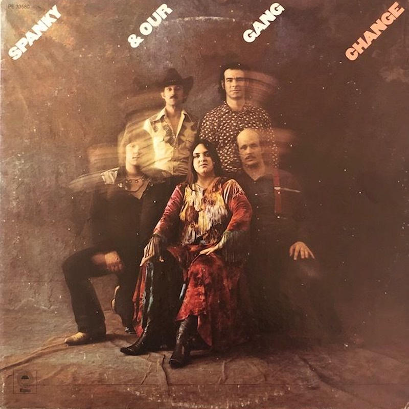 Spanky & Our Gang  /  Change  (LP)