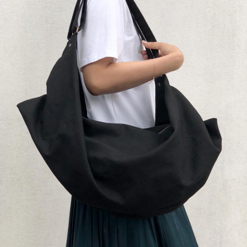 2 WAY BAG  Black