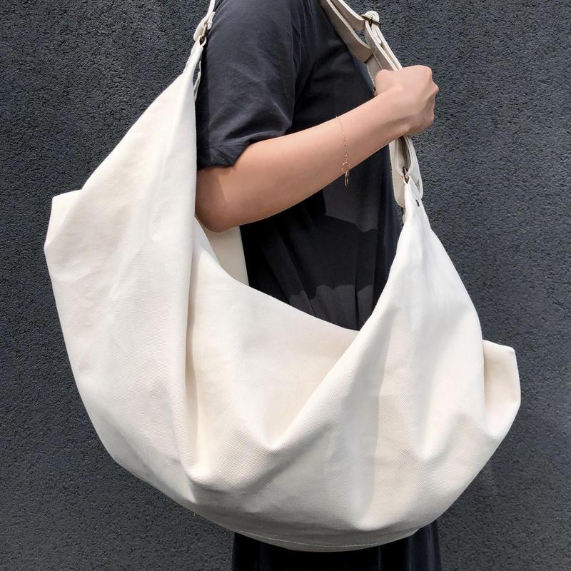 2 WAY BAG  White