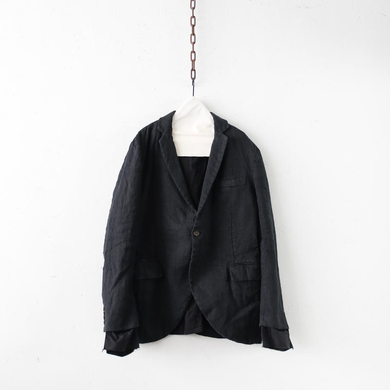 MAVRANYMA  / Sartorial linen Jacketジャケット/ Mav-19001