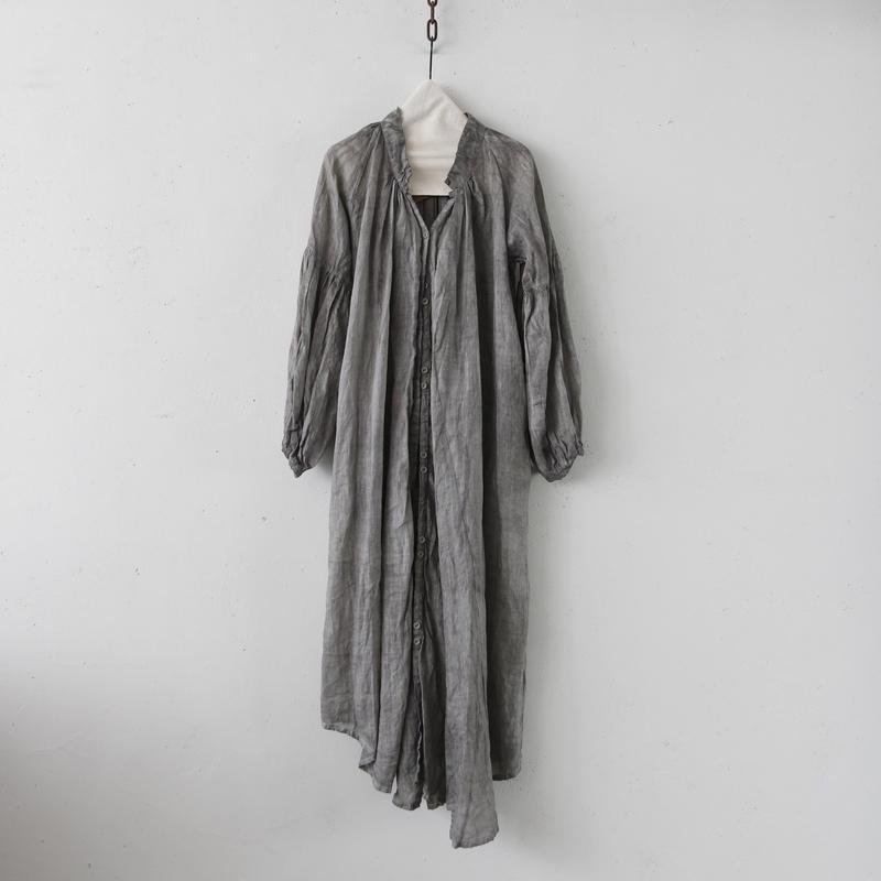Tabrik タブリク /  gather robeギャザーローブ/ ta-19012