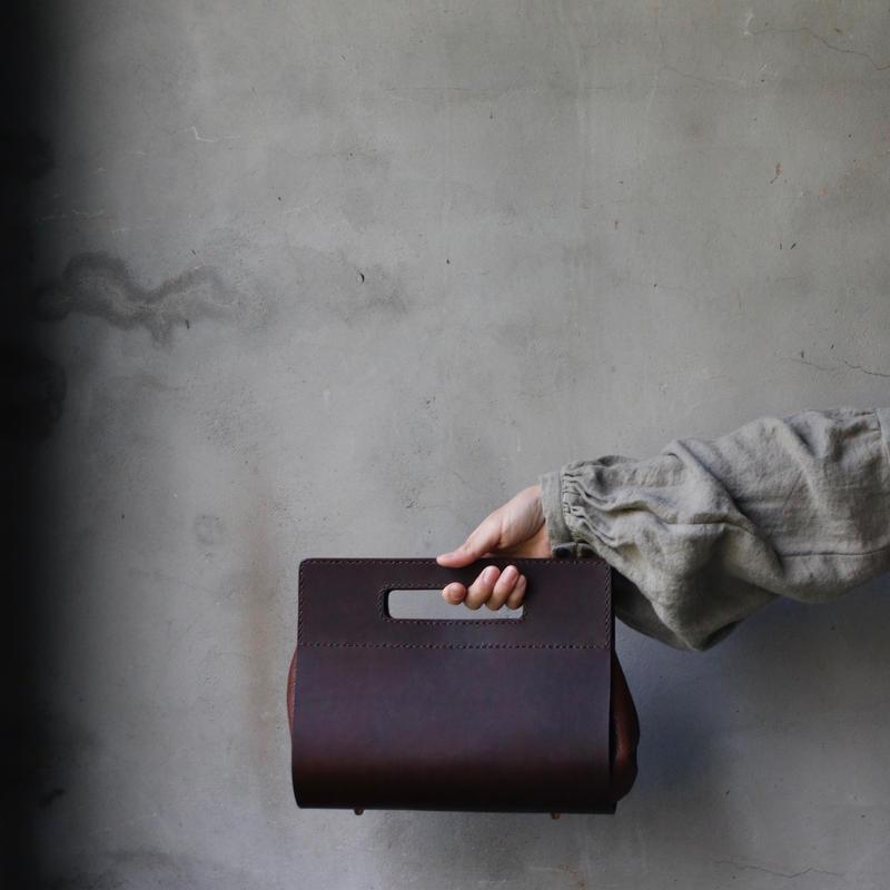 Tatambaタタンバ / 【受注】HANDLE BAGバッグ / ta-18004