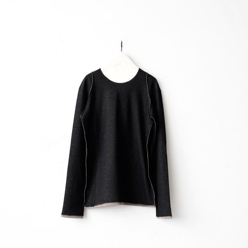 golem ゴレム / Wool Long sleeveウールロングスリーブ / go-17003