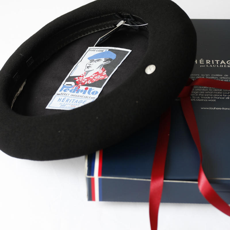 LAULHERE ローレール /  PEDRITOベレー帽  / Lau-17000