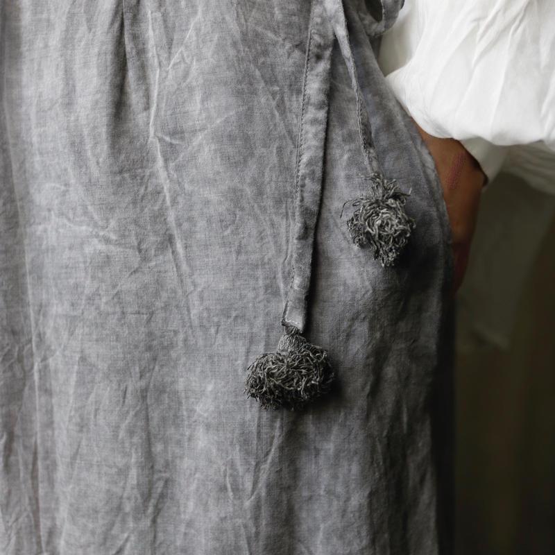 Tabrik タブリク / Tassel flared pantsパンツ/ ta-19016
