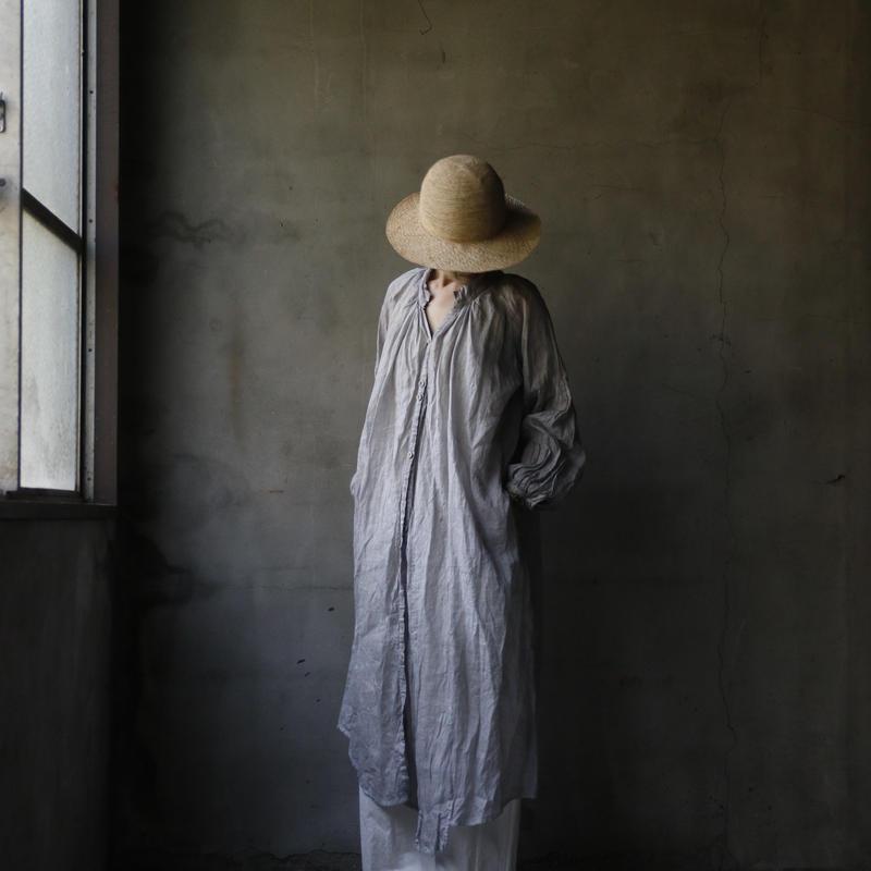 Tabrik タブリク /  gather robeギャザーローブ/ ta-19018