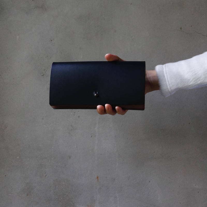 formeフォルメ / Liscio leather long walletⅡリスシオ長財布Ⅱ / fo-19001
