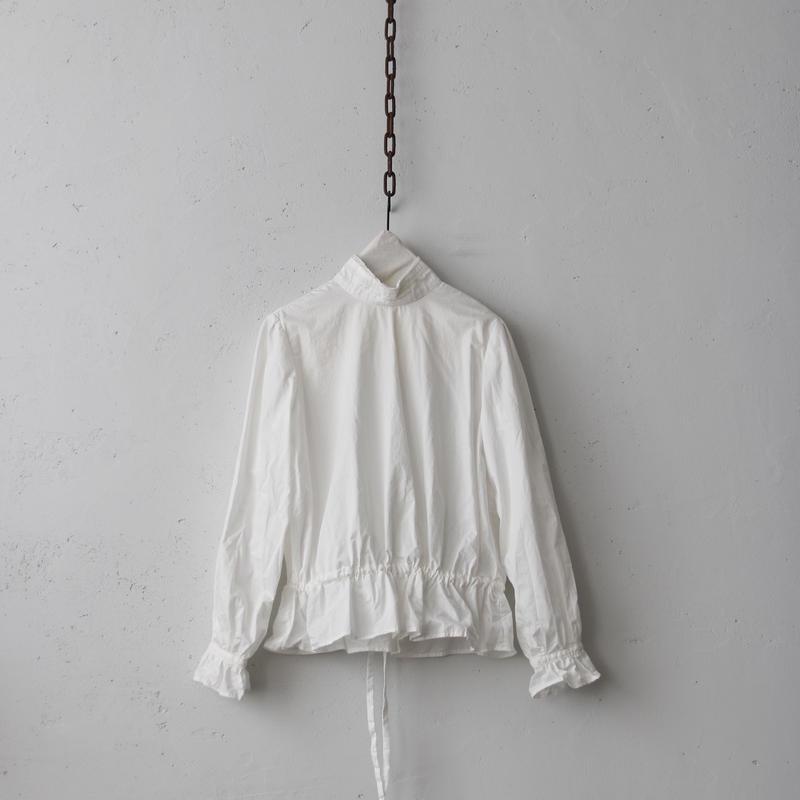 cavane キャヴァネ /  Farmer blouseⅡ ファーマーブラウスⅡ     / ca-19018