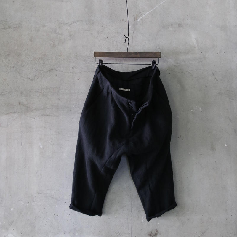 golem ゴレム / Lien low trousers shortパンツ / go-18005