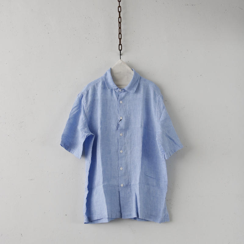 Bergfabel バーグファベル / farmer short arm shirt シャツ/ BFmsh42NC622B