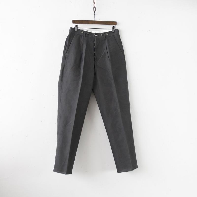 Bergfabel バーグファベル / farmer pants large/slimファーマーパンツ/BFmP40a800/susp