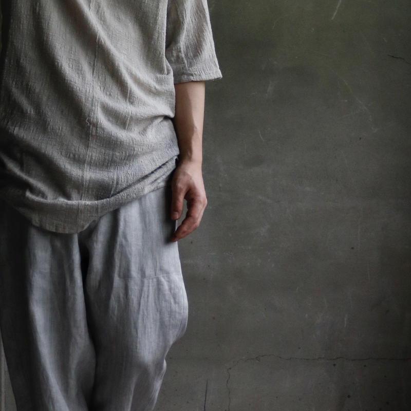 MAVRANYMA  /  Raglan Gauze T-Shirt Tシャツ   / Mav-19009