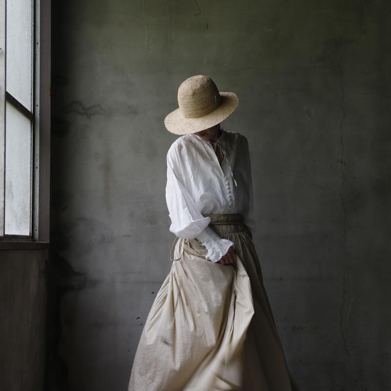 Tabrik タブリク / Tassel with skirtタッセル付グラデーションスカート/ ta-19033