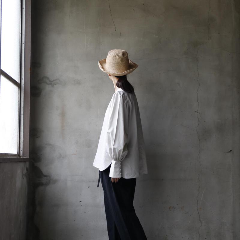 cavane キャヴァネ /  Pullover-blouse プルオーバーブラウス / ca-19058