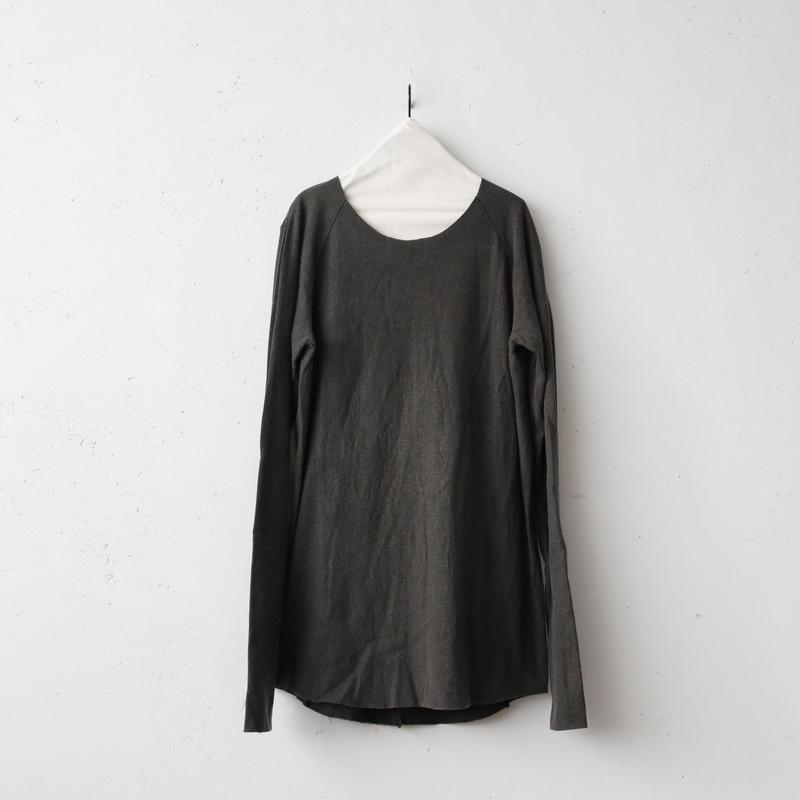 golem ゴレム / Wool Long sleeveウールロングスリーブ / go-17010