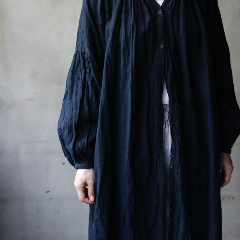 Tabrik タブリク /  gather robeギャザーローブ/ ta-19014