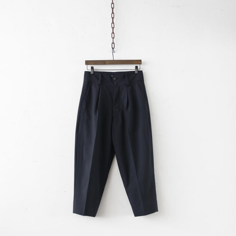 cavane キャヴァネ / tuck tapered pantsパンツ/ ca-19056
