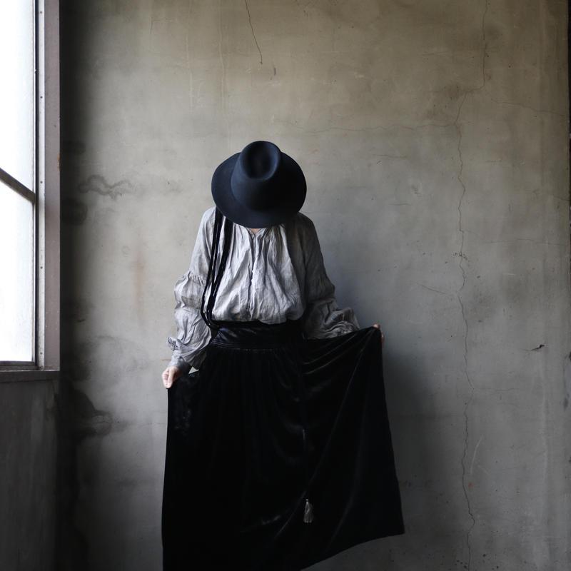 Tabrik タブリク /  Skirt with tasselタッセルスカート / ta-18047