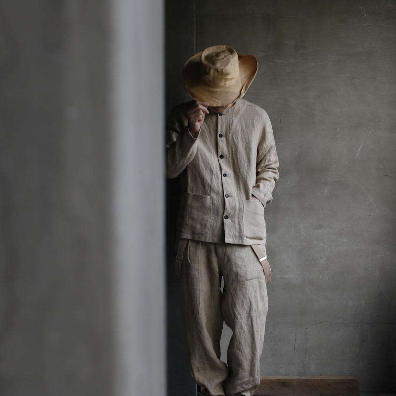 cavane キャヴァネ / atelier jacketジャケット / ca-19022