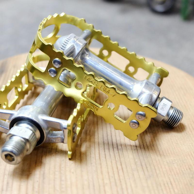 MKS BM-7 Gold