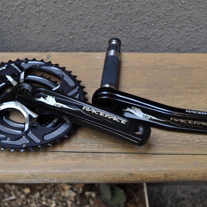 RACEFACE Deus XC Crank Set