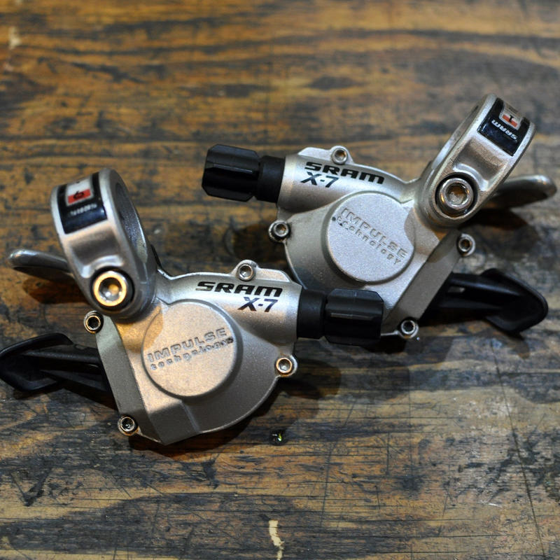 SRAM X7 Shifter Set(3x9speed)