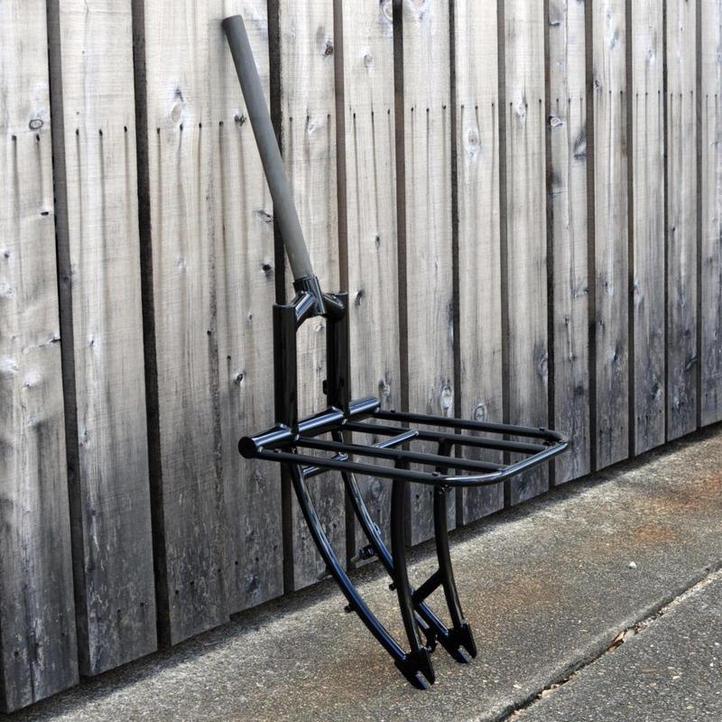 CRUST BIKES Clydesdale Cargo Fork 1″ Column