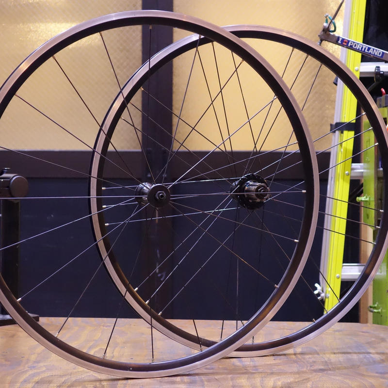 Campagnolo Wheel for CX  F/R set