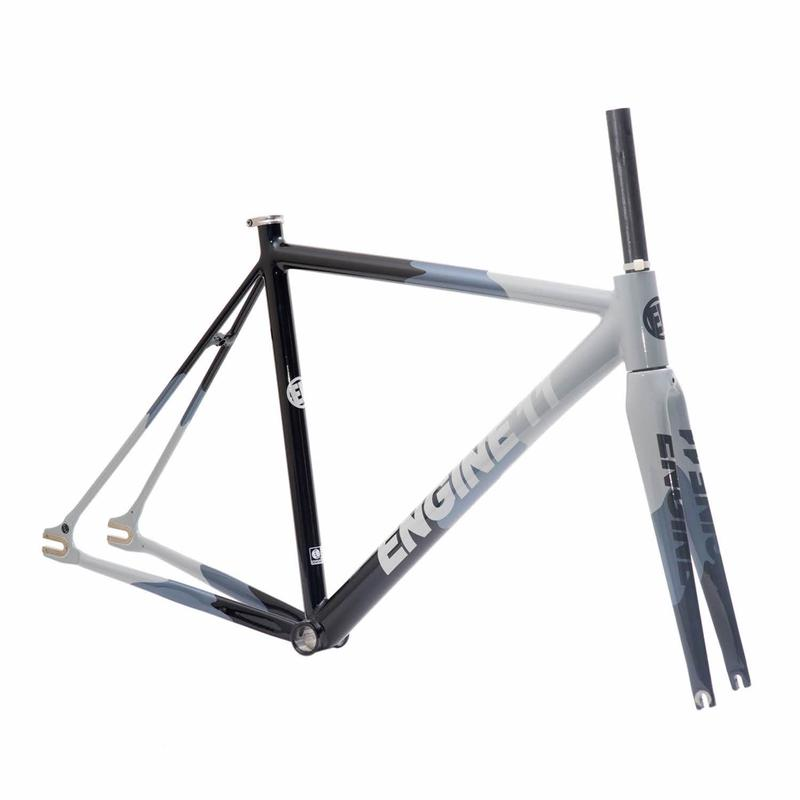 ENGINE11 Crit-D Frame Set 2019(Meta Gray)