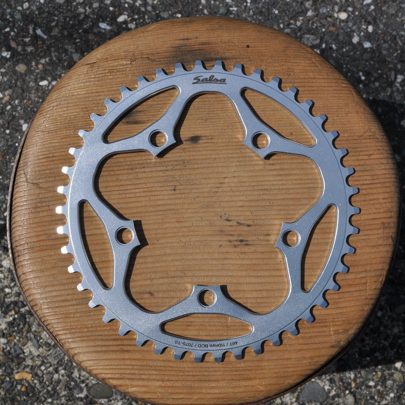 SALSA CYCLES Chain Ring(46t / PCD110mm)