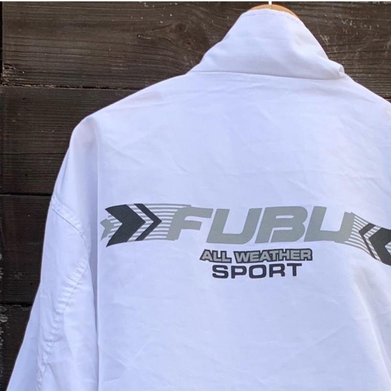 Fubu/フブ ウィンドブレーカージャケット 90年代 (USED)