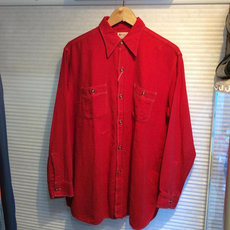 5Brother ネルシャツ 50'sビンテージ  (USED)
