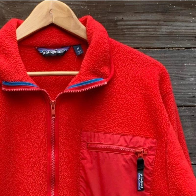 PATAGONIA/パタゴニア フリースジャケット 90年代 Made In USA (USED)