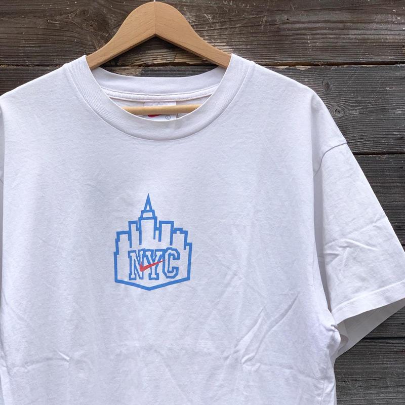 NIKE/ナイキ NYCロゴTシャツ 90年代 (USED)