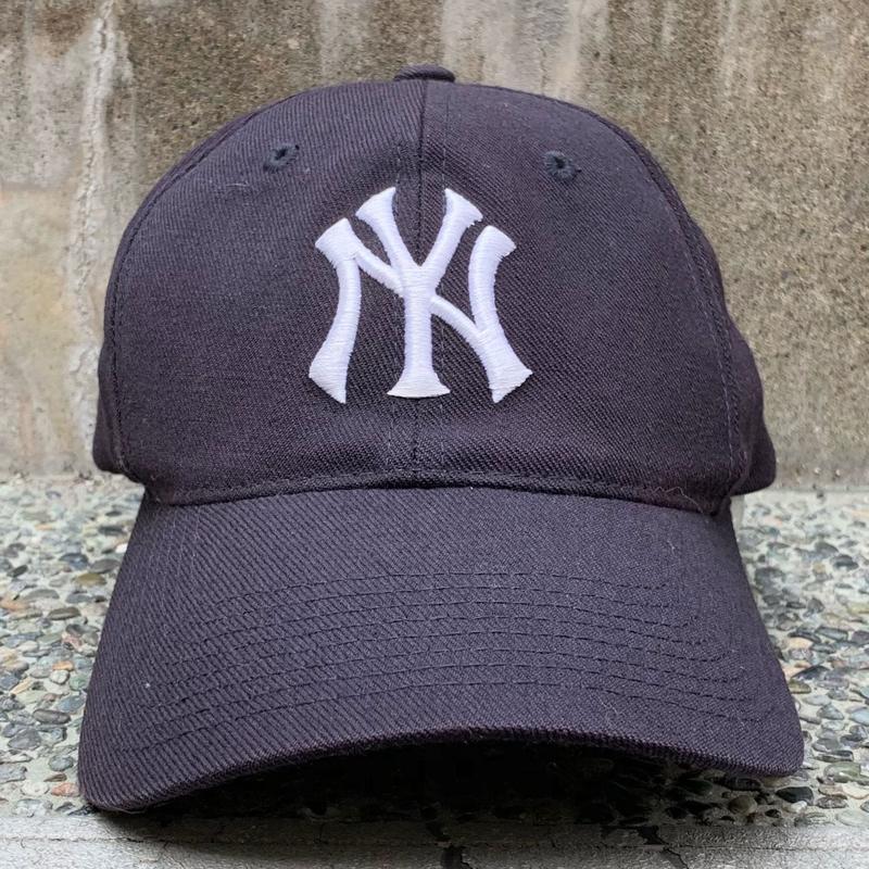 GROSSMAN CAP MLB YANKEES/グロスマンキャップ ヤンキース キャップ 2000年代 (USED)