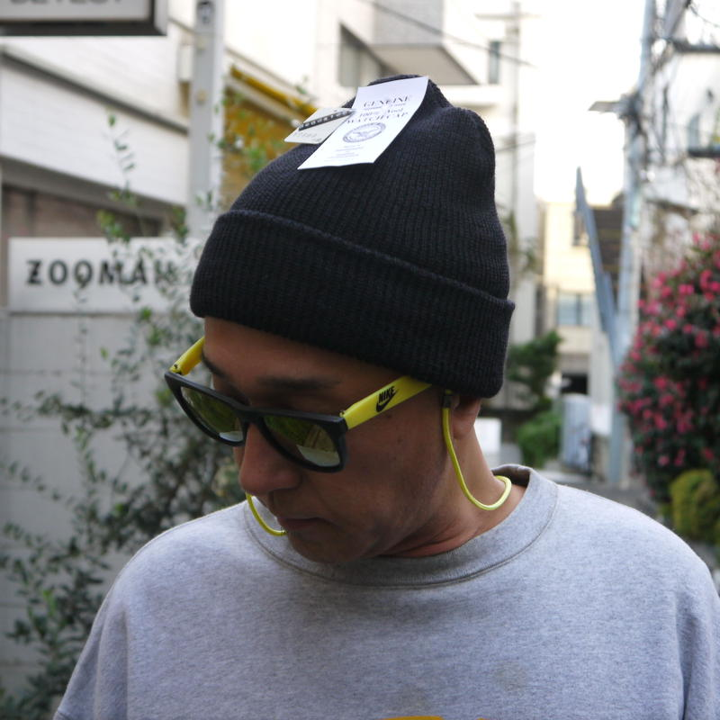 DEPARTMANT OF DEFENCE/米軍 ウール ニットキャップ Made In USA (DEADSTOCK)