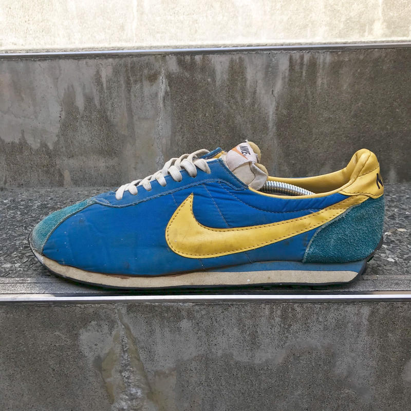 NIKE/ナイキ waffle trainer 80年前後 Made In JAPAN (USED)