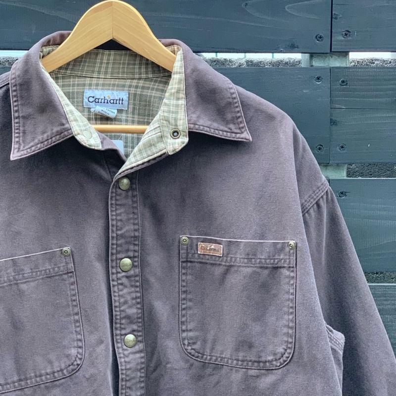CARHARTT/カーハート ダックシャツジャケット 2000年前後 (USED)