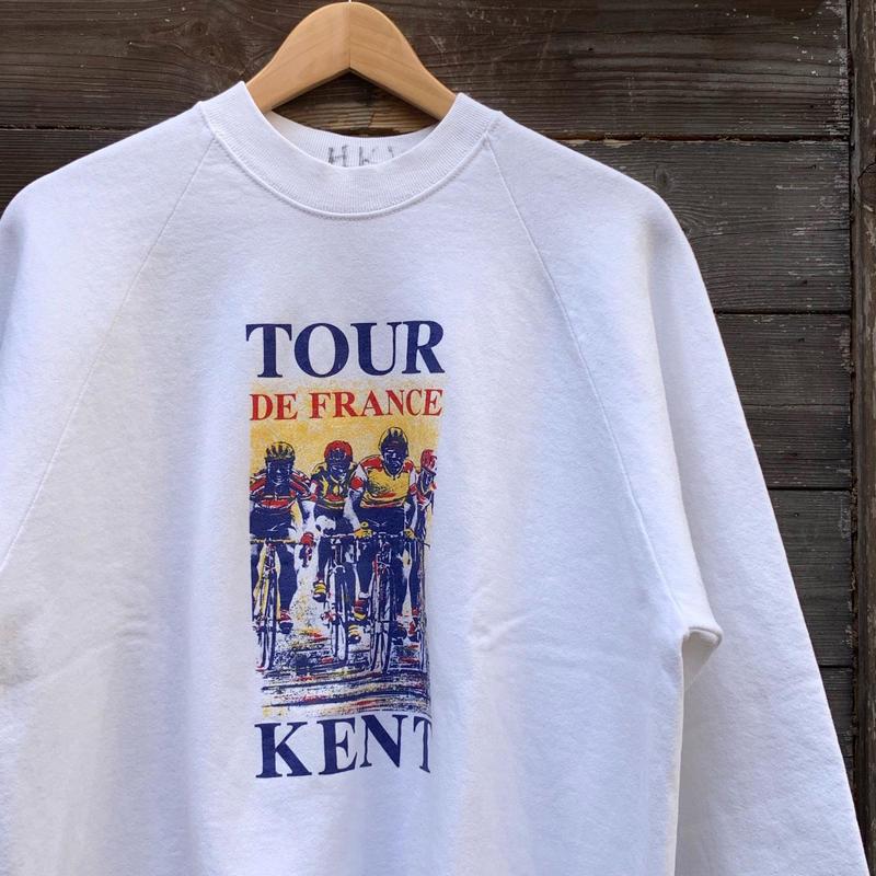 TOUR DE FRANCE/ツールドフランス SWEAT 94年 Made In IRELAND (USED)