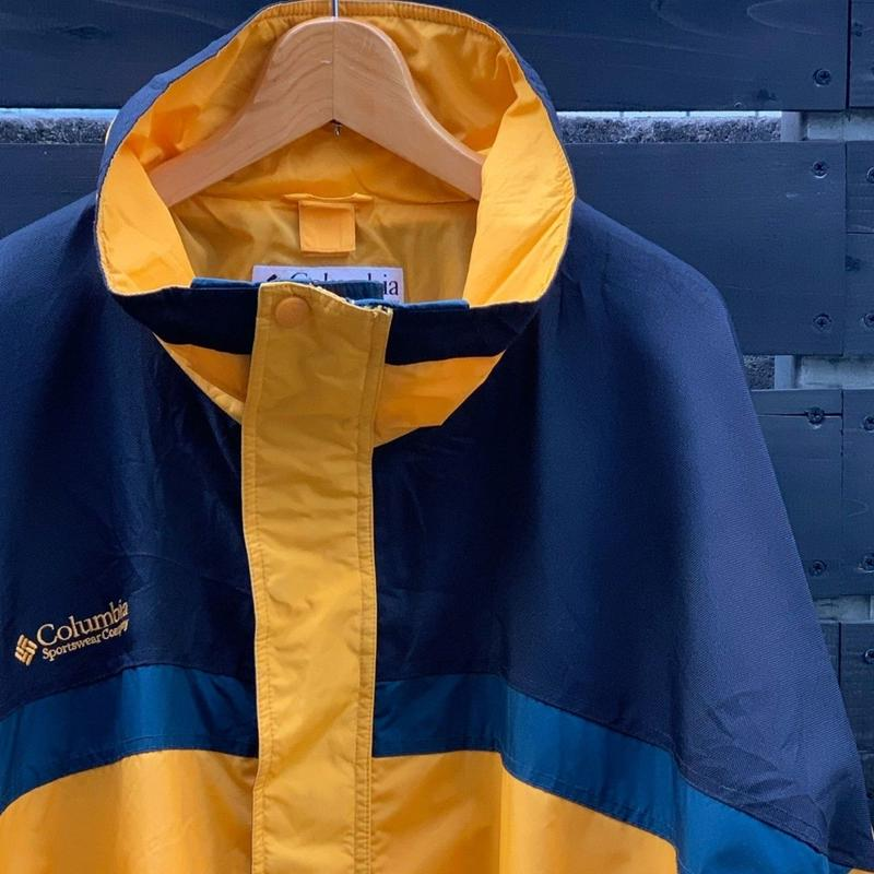 COLUMBIA SPORTS WEAR/コロンビアスポーツウエア ナイロンジャケット 2000年前後 (USED)