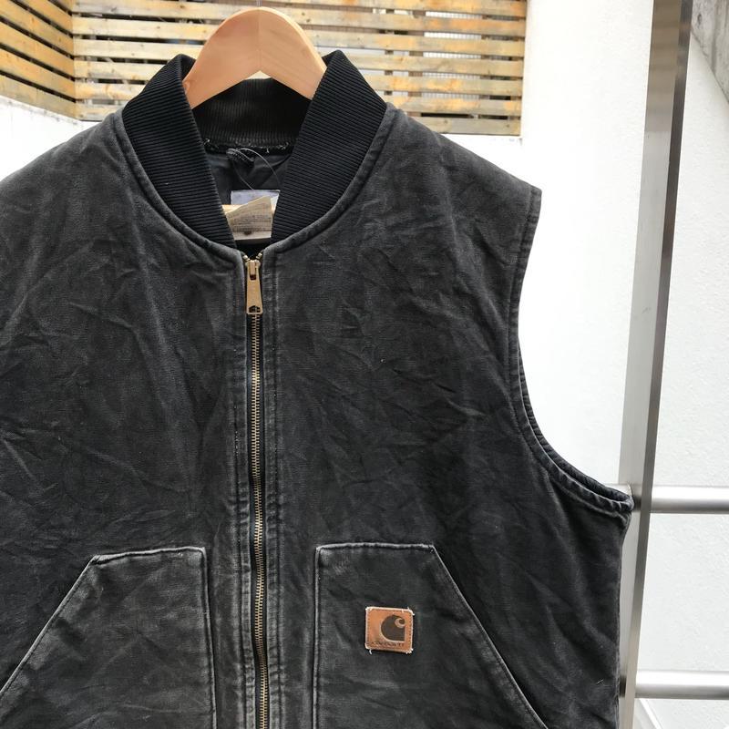 CARHARTT/カーハート 中綿ダックベスト 90年代 Made InUSA (USED)