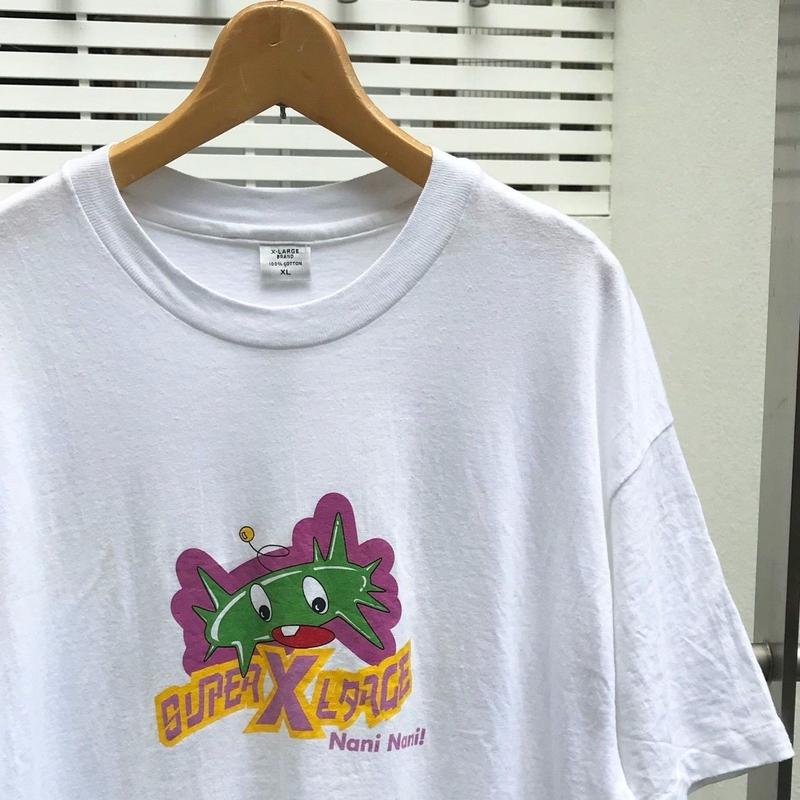 X-LARGE/エックスラージ Tシャツ90年代 Made In USA (DEADSTOCK)