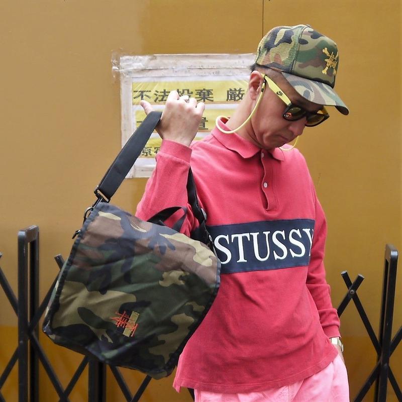STUSSY/ステューシー3WAYバッグ 90年代 (USED)