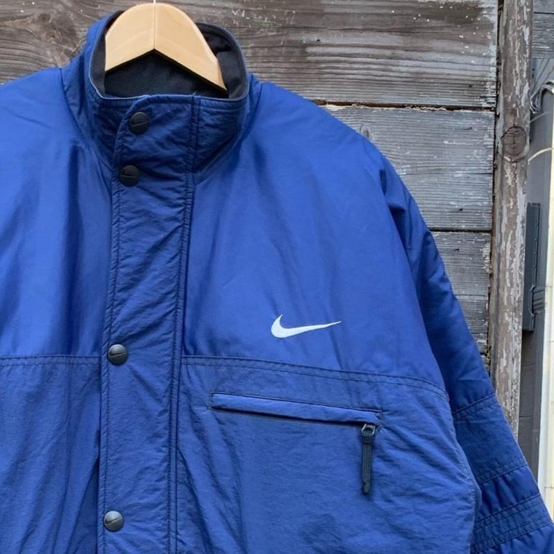 NIKE/ナイキ 中綿切り替えジャケット 90年代 (USED)