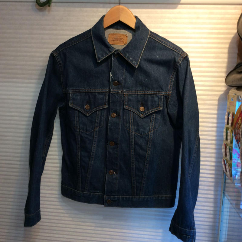 Levis Gジャン 06-705-217 70'~80's(USED)