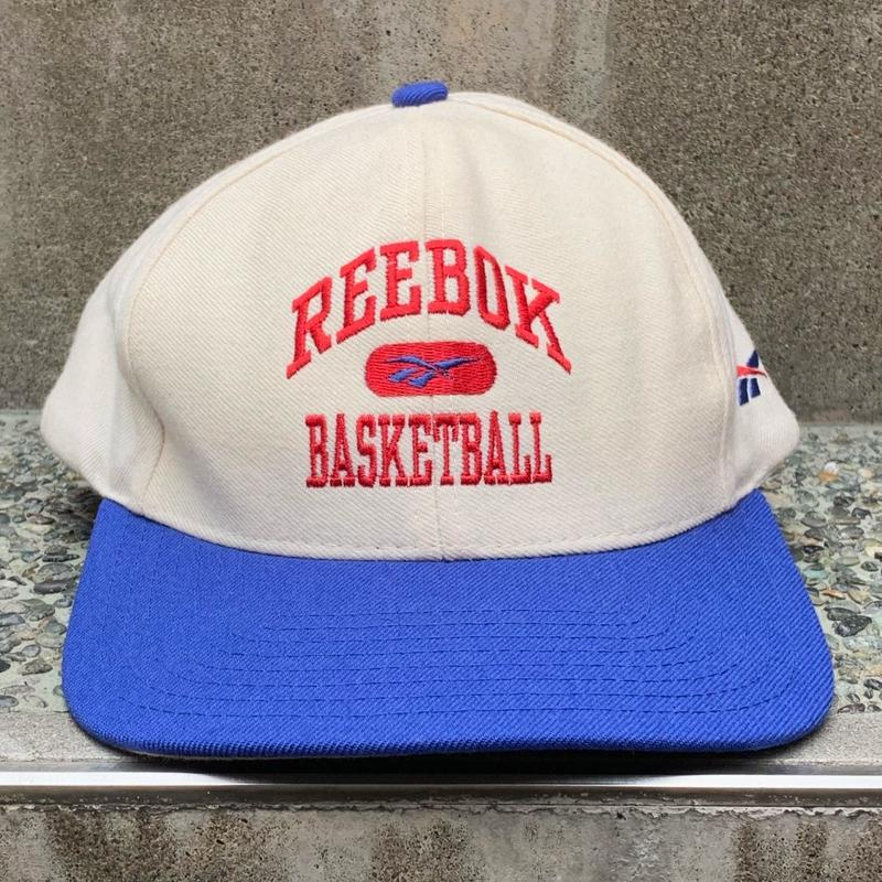 Reebok/リーボック キャップ 90年代 (USED)