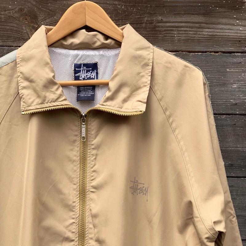 STUSSY/ステューシー ウィンドブレーカージャケット 90年代 (USED)