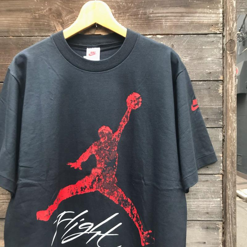 NIKE/ナイキ JORDAN Tシャツ 89年 Made In USA (DEADSTOCK)