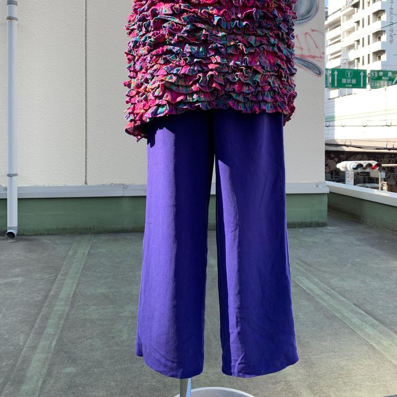 Mangy London Silk Pants