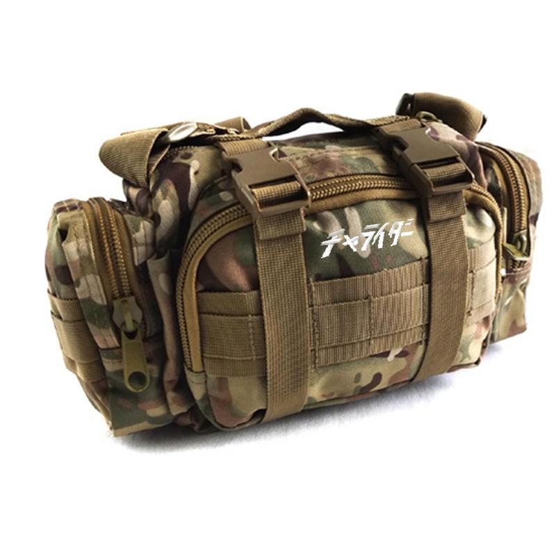 スタンダードロゴ 2WAYバッグ マルチカモ